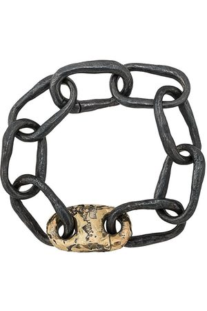 PARTS OF FOUR Small closed link bracelet