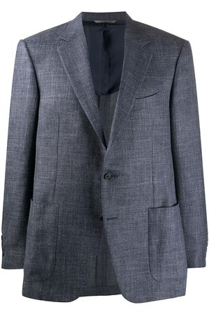 CANALI Muži Saka - Slim fit blazer