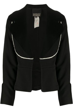Gianfranco Ferré 2000s fitted jacket