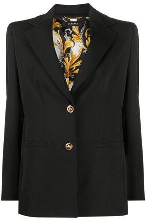 VERSACE Single-breasted blazer