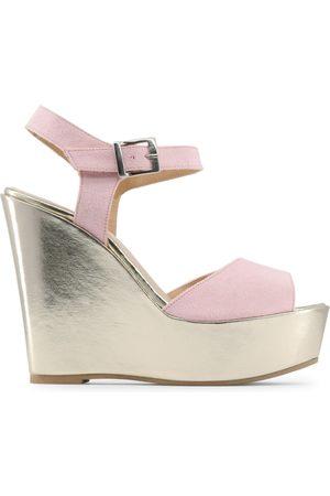 Made in italia Ženy Na klínku - Dámské sandály Barva: , Velikost: EU 37