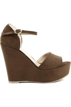 Made in italia Ženy Na klínku - Dámské sandály Barva: , Velikost: EU 38