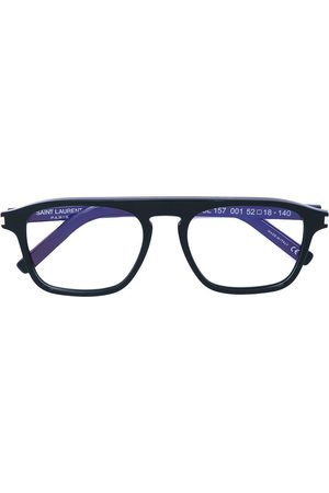 Saint Laurent Square frame glasses