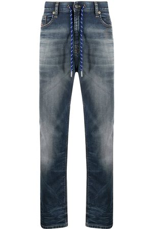 Diesel Faded drawstring jeans