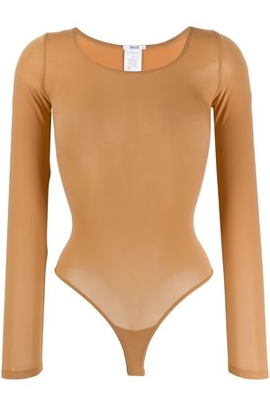 Wolford Buenos Aires string bodysuit