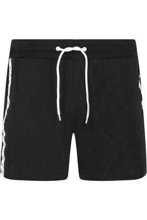 Calvin Klein Muži Šortky - Pánské černé šortky Jersey