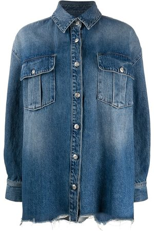 3x1 Lisa denim shirt
