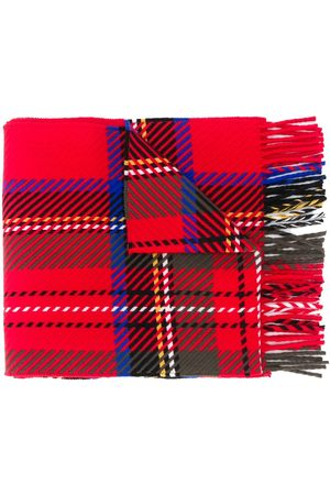 MACKINTOSH Royal Stewart tartan scarf