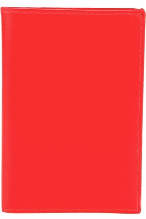 Comme des Garçons Colour block billfold wallet