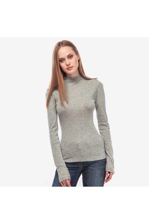 Guess Ženy Svetry - Dámský tenký šedý svetr