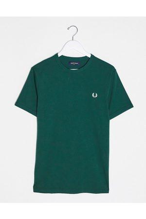 Fred Perry Muži S krátkým rukávem - Ringer t-shirt in green