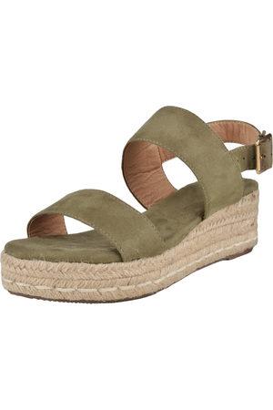 ABOUT YOU Ženy Sandály - Páskové sandály 'Lynn