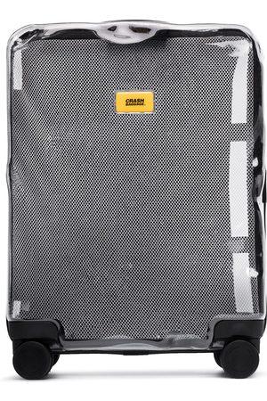 Crash Ženy Cestovní tašky - Share transparent rolling cabin bag