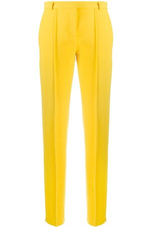 Styland High-rise tailored trousers