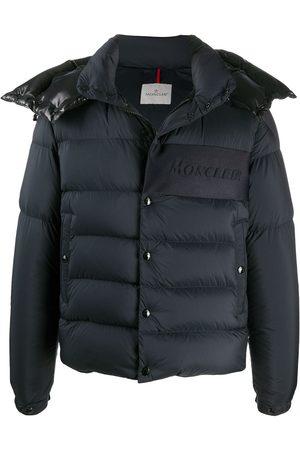 Moncler Detachable-hood padded jacket