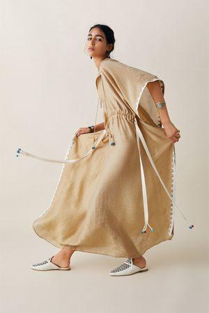 Zara Studio vyšívaná tunika limitovaná edice