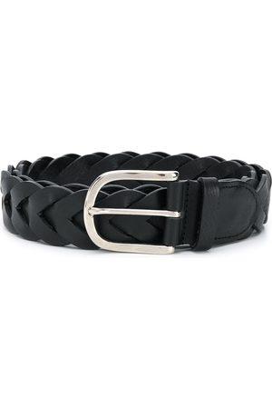 Ami Muži Pásky - Large braided belt