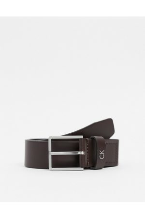 Calvin Klein Formal belt in brown