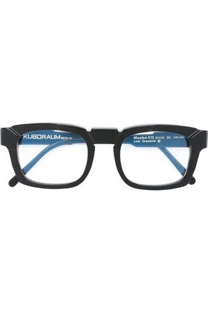 KUBORAUM Square frame glasses