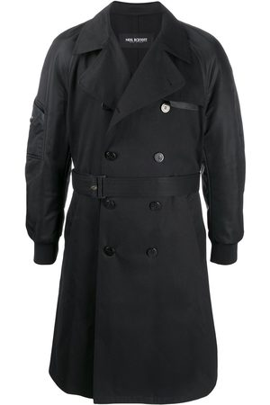 Neil Barrett Classic belted trench coat