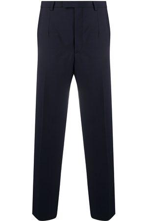 Prada Muži Společenské - Tailored cropped trousers