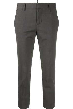 Dsquared2 Cropped tailored trousers
