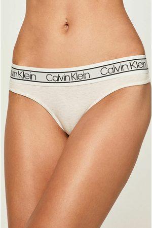 Calvin Klein Ženy Spodní prádlo soupravy - Dámské smetanové tanga