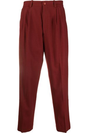 Issey Miyake 1980s tailored trousers
