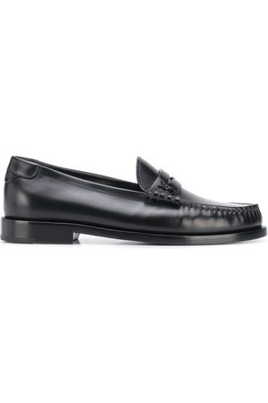 Saint Laurent Monogram leather loafers