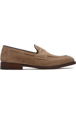 Church's Widnes suede loafers