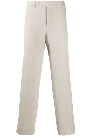 CANALI Muži Rovné nohavice - Straight-fit trousers