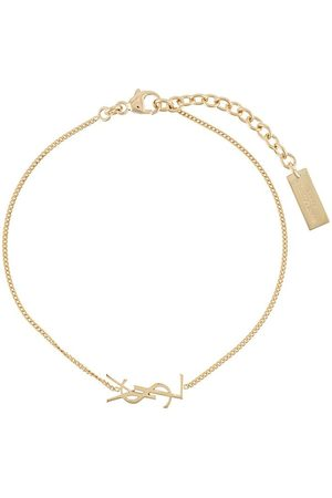 Saint Laurent Interlocking monogram bracelet