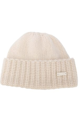 Saint Laurent Cashmere knitted beanie