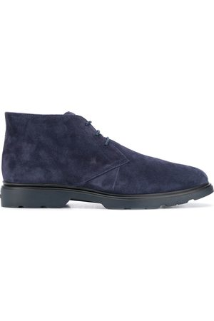 Hogan Round toe lace-up sneakers