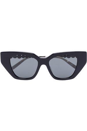 Gucci Ženy Sluneční brýle - Cat-eye crystal-embellished sunglasses