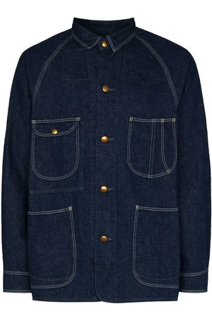ORSLOW 50s denim coverall jacket