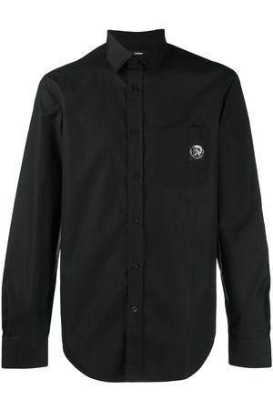 Diesel Long sleeve slim-fit shirt