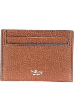 MULBERRY Slip grain card holder