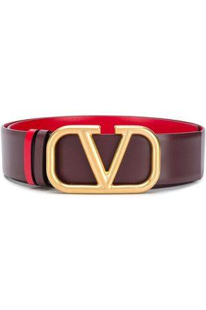 VALENTINO GARAVANI Reversible VLOGO buckle belt