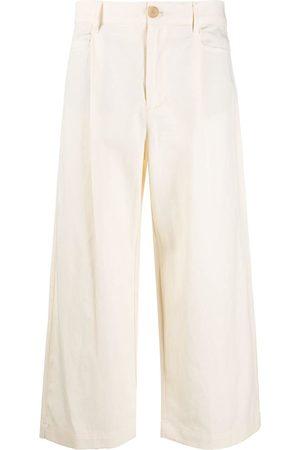 Vince High-waist culottes