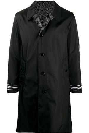 Burberry Monogram reversible trench coat
