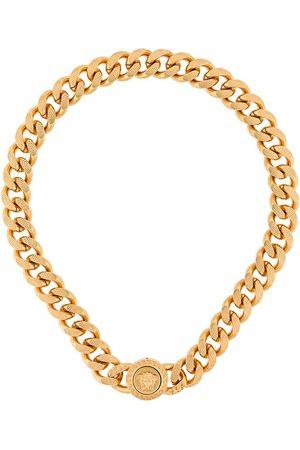 VERSACE Medusa chainlink necklace