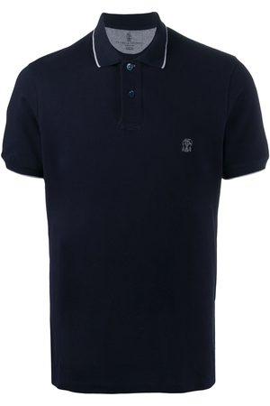 Brunello Cucinelli Short sleeve polo shirt