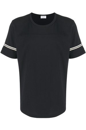 Saint Laurent Logo-print cotton T-shirt