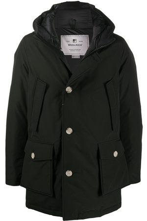 Woolrich Oversized mid-length parka