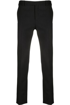 Saint Laurent Pinstripe tailored trousers