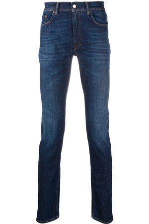Acne Studios Logo-patch skinny jeans