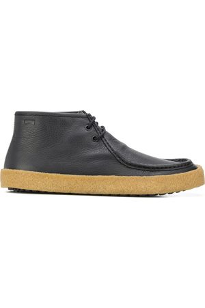 Camper Bark lace-up boots
