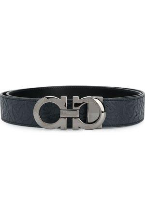 Salvatore Ferragamo Reversible Gancini buckle belt