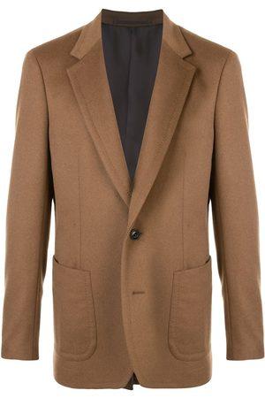 Kolor Knitted single breasted blazer